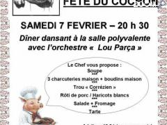photo de FETE DU COCHON
