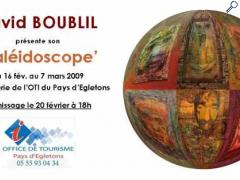photo de Exposition de peintures de David Boublil