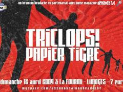 photo de Triclops! + Papier Tigre
