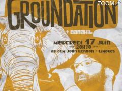 photo de GROUNDATION + DANAKIL