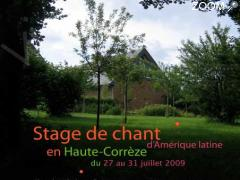 photo de Stage de chant d'Amérique latine