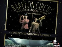 photo de  BABYLON CIRCUS + VOODOO SKANK