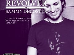 photo de REVOLVER + SAMMY DECOSTER