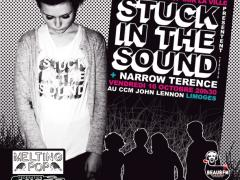 photo de STUCK IN THE SOUND + NARROW TERENCE