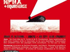 photo de APAX + AQUASERGE