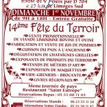 photo de 14° FETE DU TERROIR ET VIDE-GRENIERS