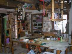 photo de Atelier de maroquinerie d'art