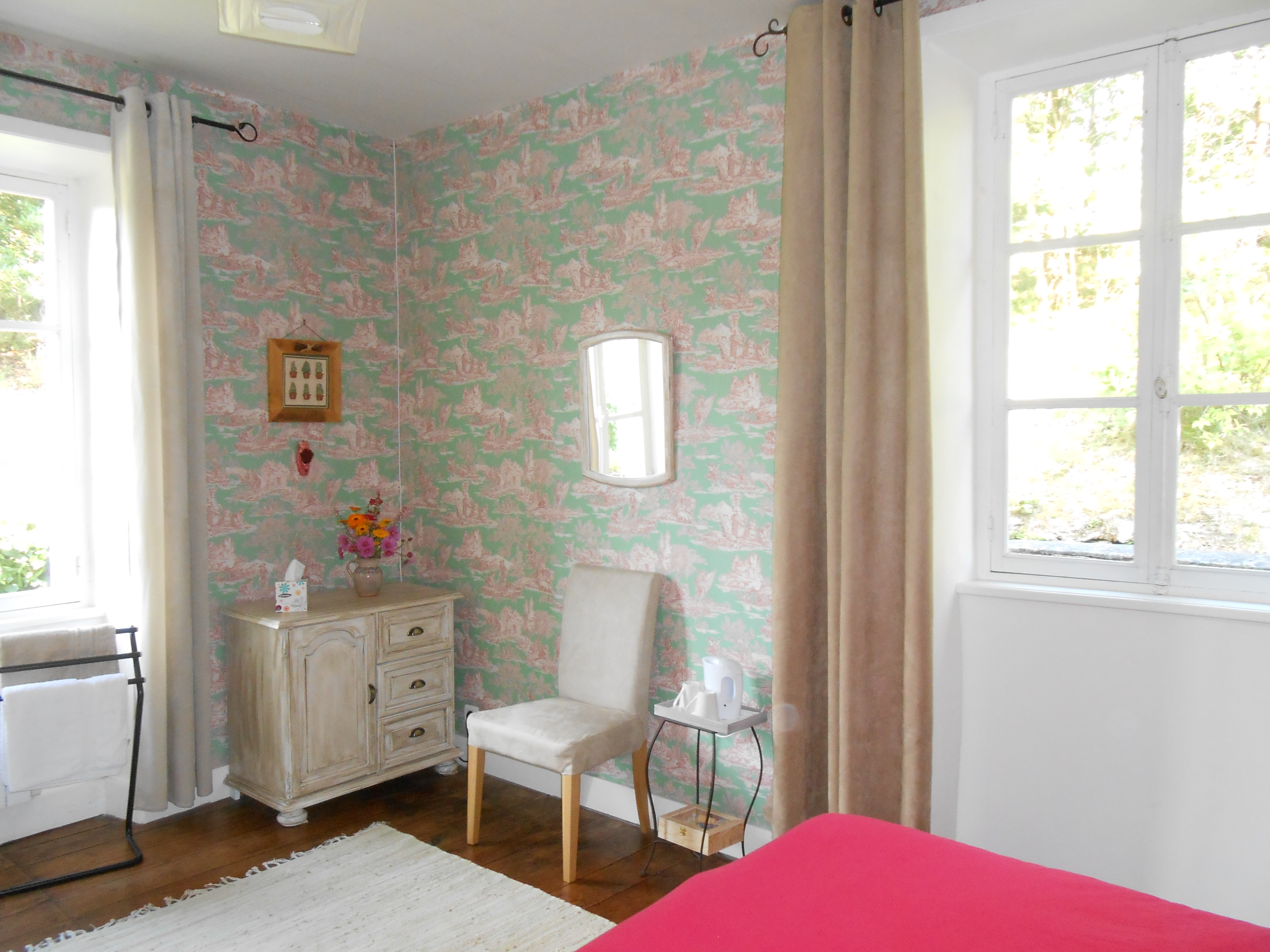 La berc ly chambres d 39 h tes chambres d 39 h tes tudeils for Chambre d hote org