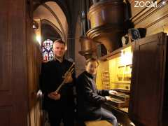 photo de Concert trompette et orgue